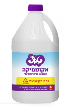 Bleach 4 liters Touch