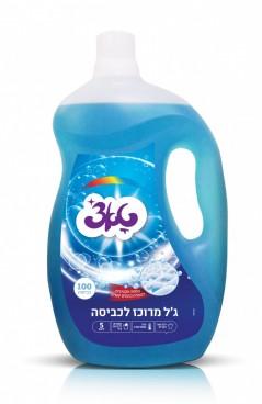 ג'ל כביסה כחול 5 ל טאצ'