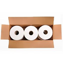 טואלט סמארט PURE- נייר איכותי דו שכבתי 100% תאית 6 גלילים