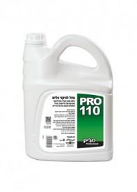 נוזל לניקוי כלים 36% 4 ליטר פרו 110