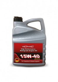 שמן מנוע 15W-40 מקסול