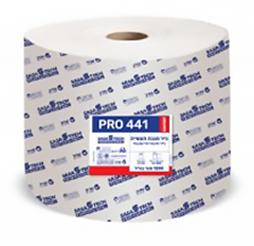 גליל מגבת תעשייתי PRO 441 COMFORT- נייר איכותי חד שכבתי
